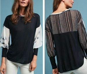 Anthropologie   Tiny Raye Top Size Small
